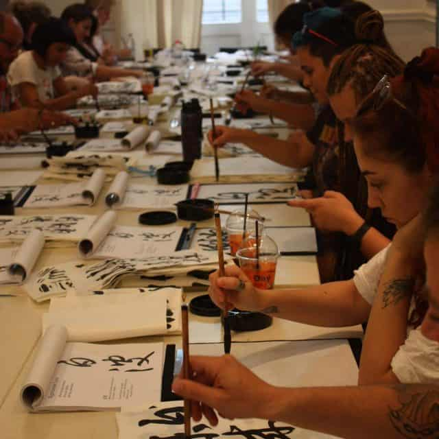 14500205 10210644690981295 6614427670625452791 o 640x640 - Calligraphy workshop in Greece